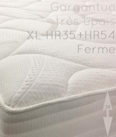 matelas tr s pais gamme gargantua 38cm. Black Bedroom Furniture Sets. Home Design Ideas