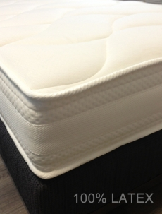 Matelas 100% Latex 3 zones de confort - 100% LATEX