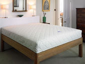 Matelas 100% Naturel Latex,Coco, Laine d